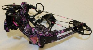 775 Muddy Girl - Hunting Bow