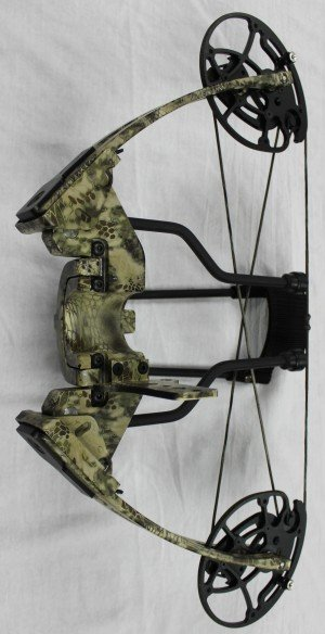 736 Kryptek Highlander  - Hunting Bow