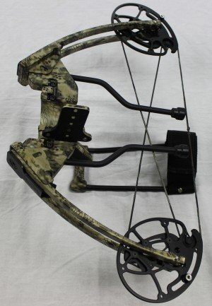 736 Kryptek Highlander  - Hunting Bow