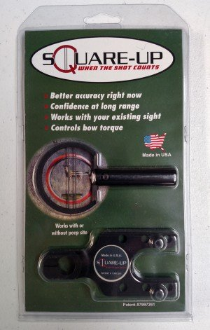 Square-Up Rear Sight