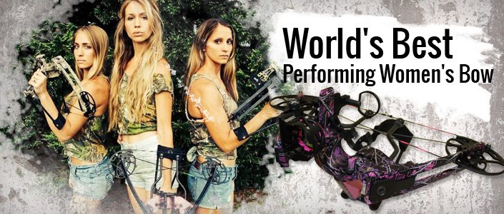 The Best Performance Hunting Bows for Women