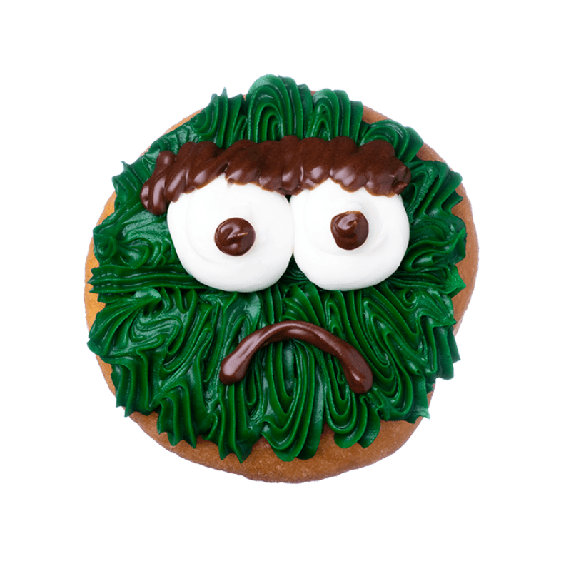 Character - Oscar The Grouch