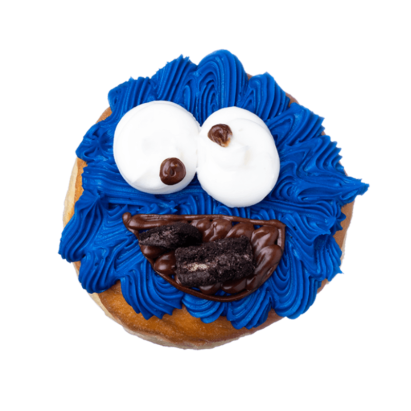 Character - Cookie Monster