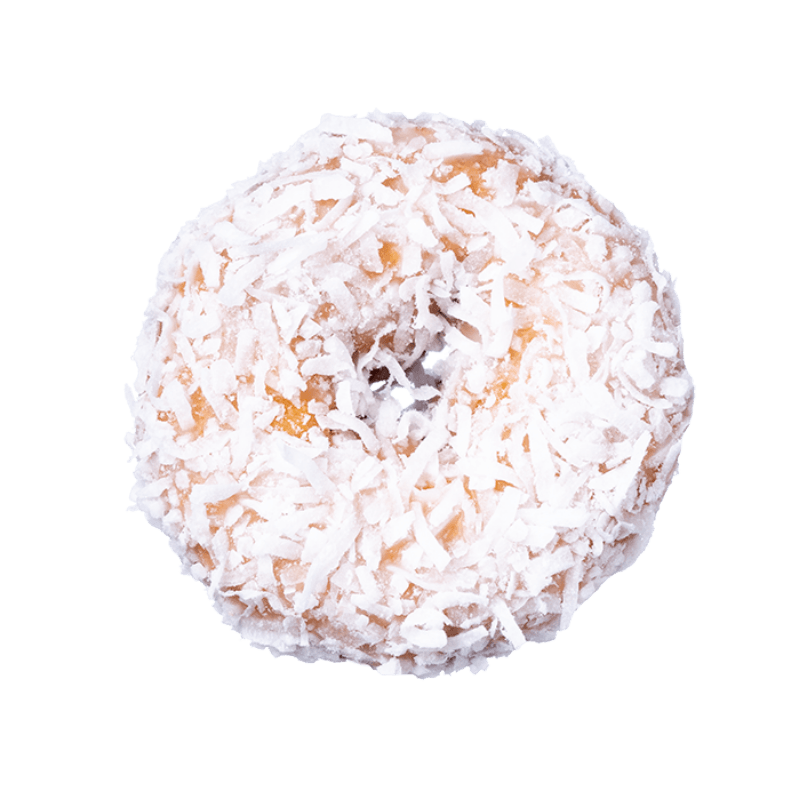 Coconut Fried Cake