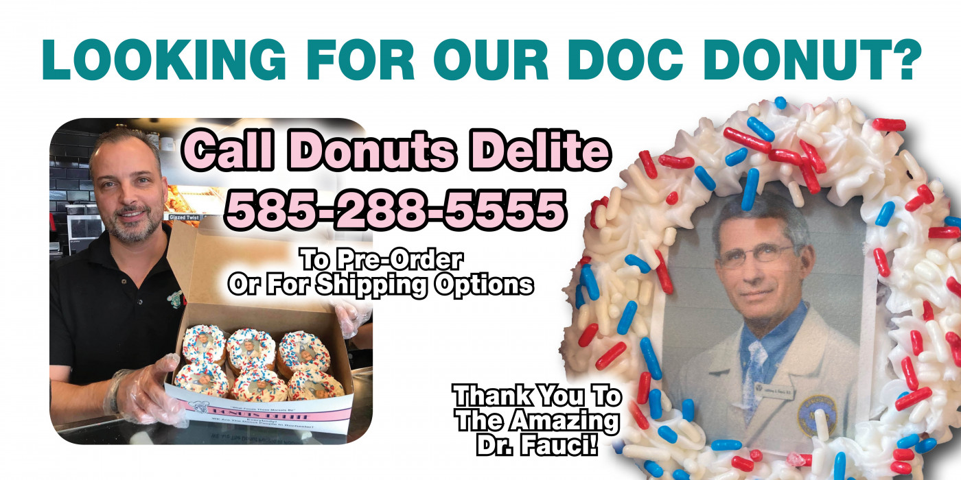 The Doc Donut!