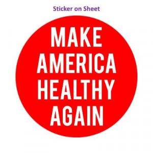 Maga Parody Make America Healthy Again