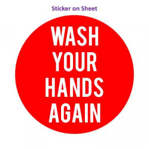 Wash Your Hands Again
