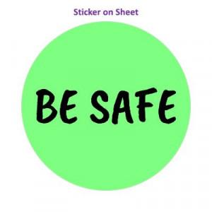 Keep Safe Light Green