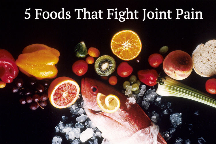 5 Foods That Fight Joint Pain