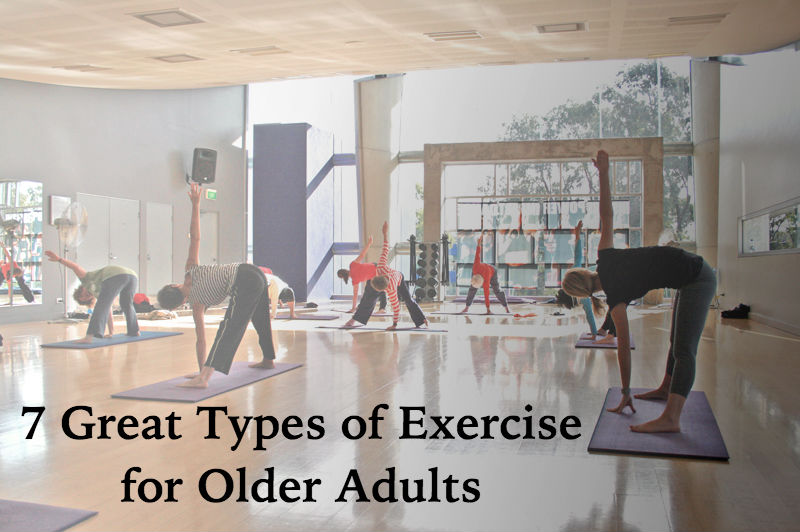 7 Great Exercises for Older Adults
