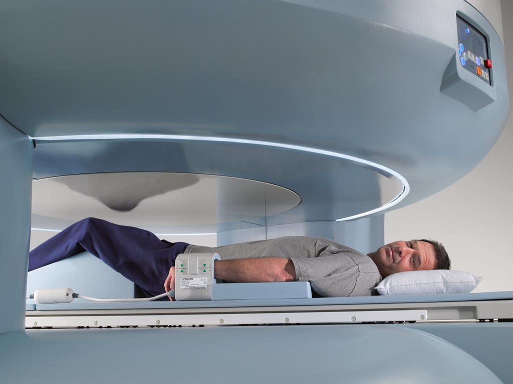 Need an MRI? Try FLBJC's Open MRI Machine