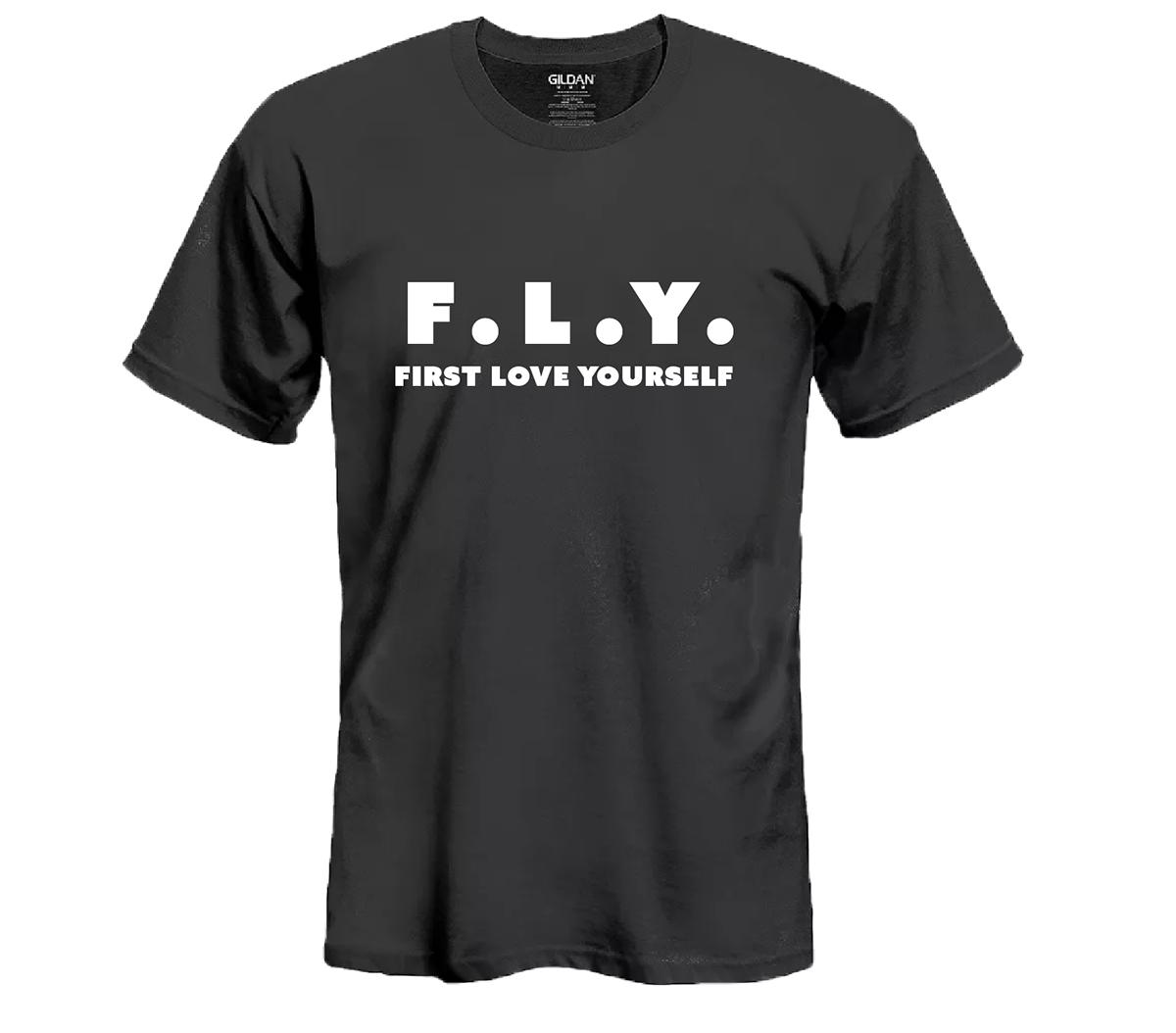 Toby Inc. F.L.Y. T-shirt Black