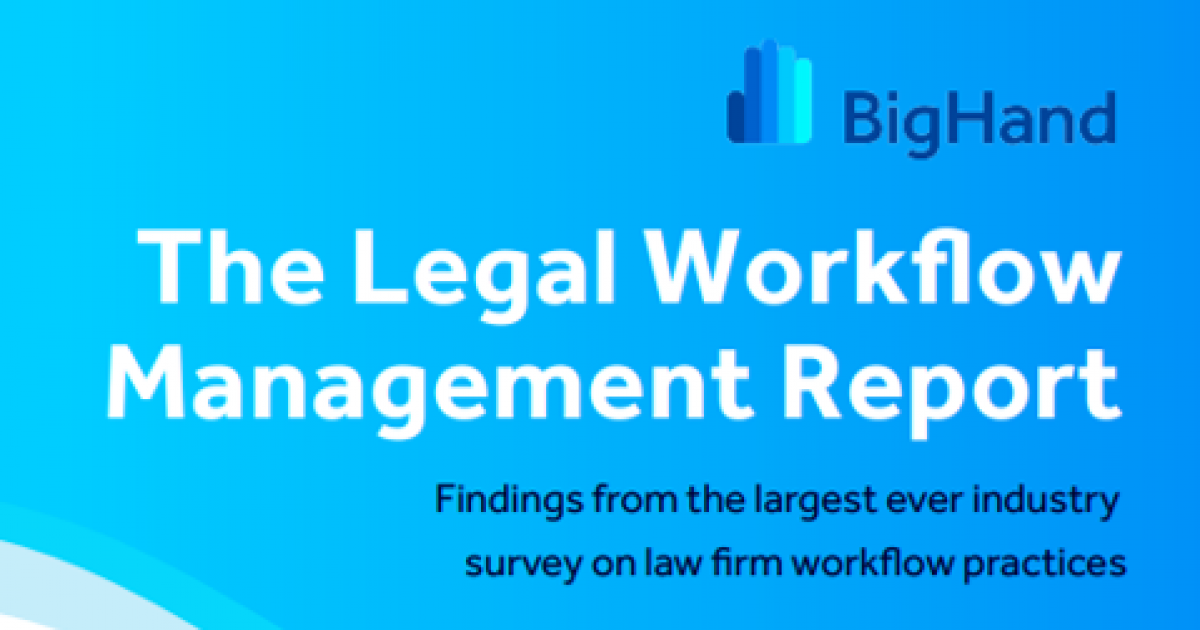 Legal Workflow Management Report