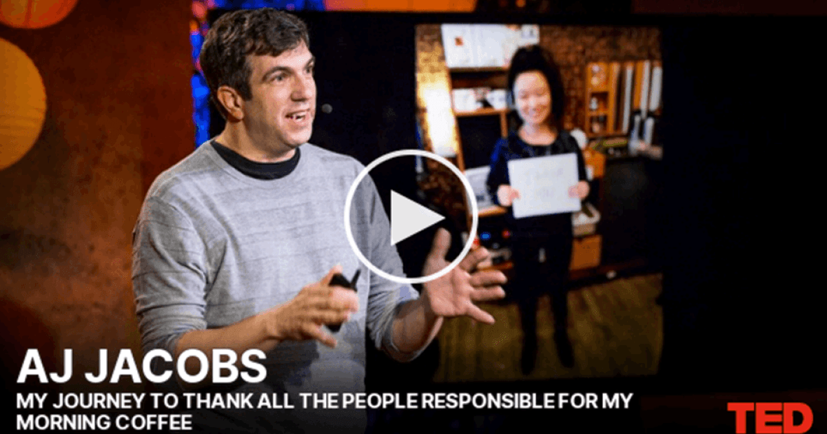Why you should always thank your barista