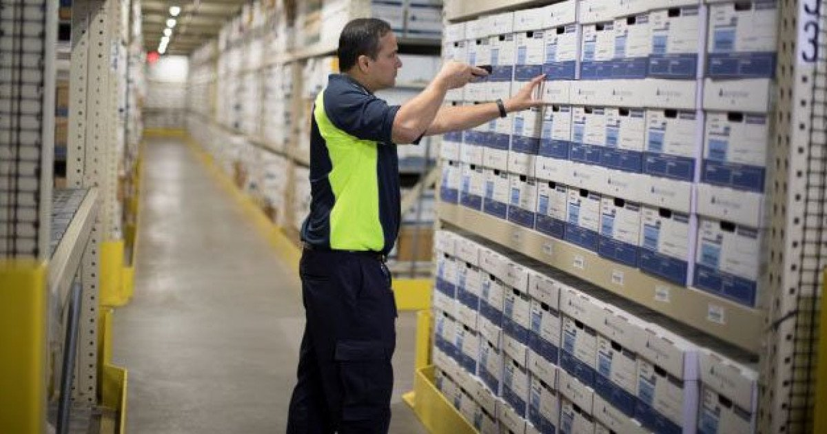 Offsite Records Storage Booming