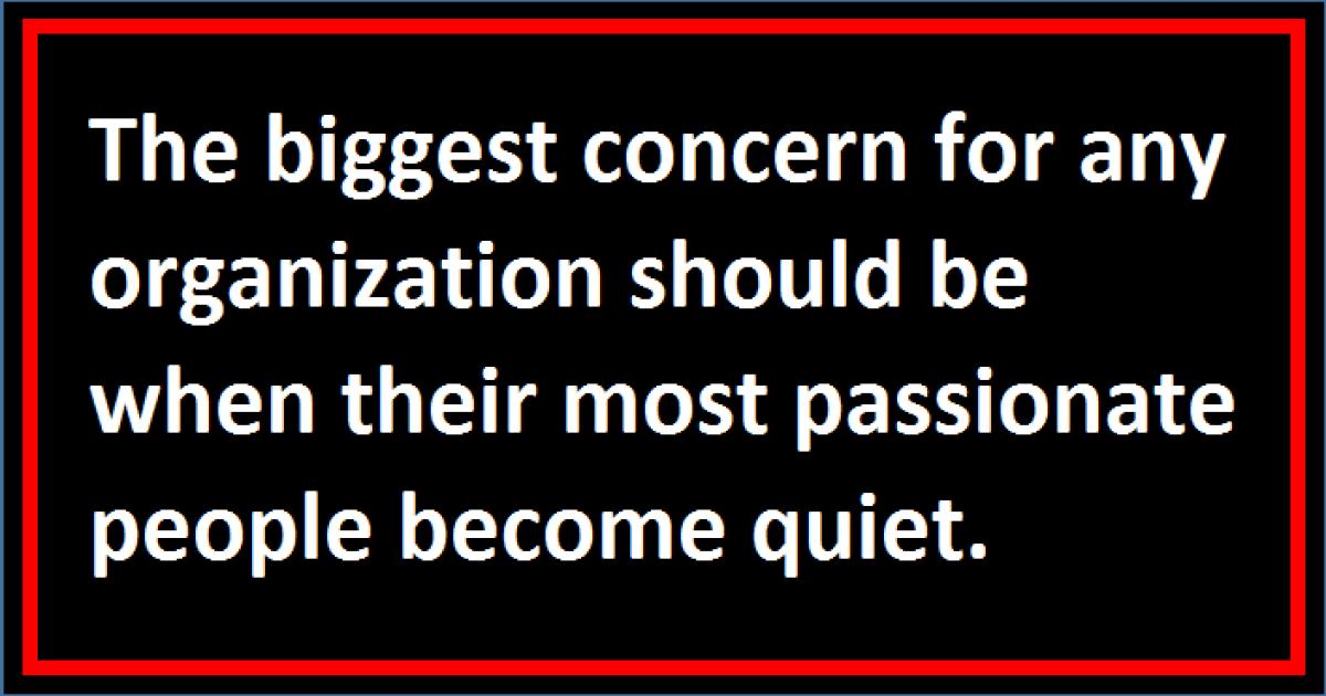 Listening is a powerful leadership skill