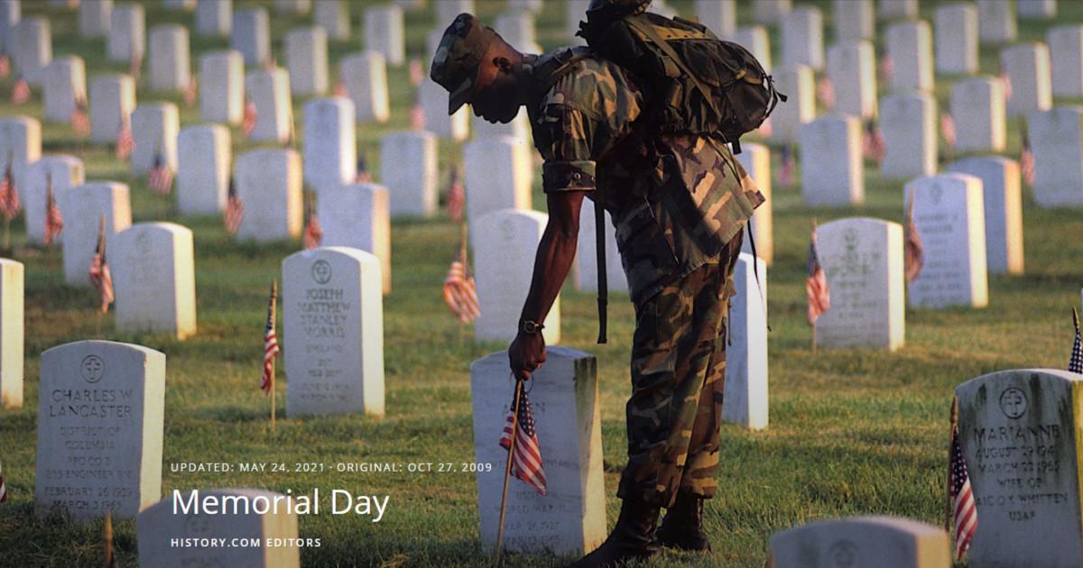 Memorial Day- History