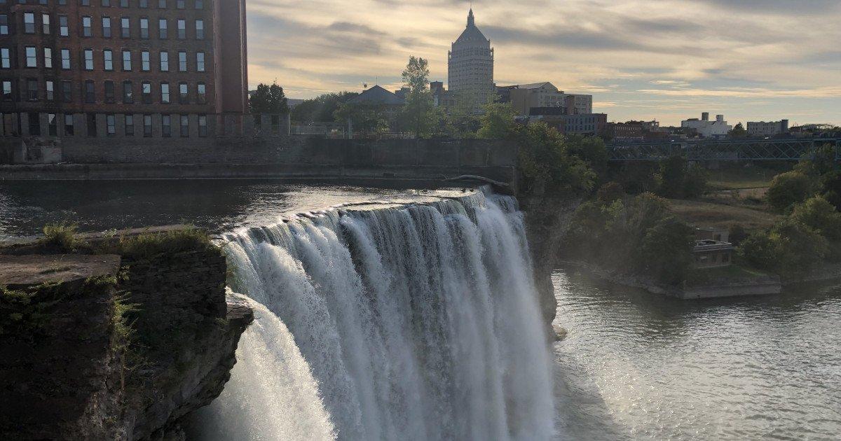 High Falls Revitalization