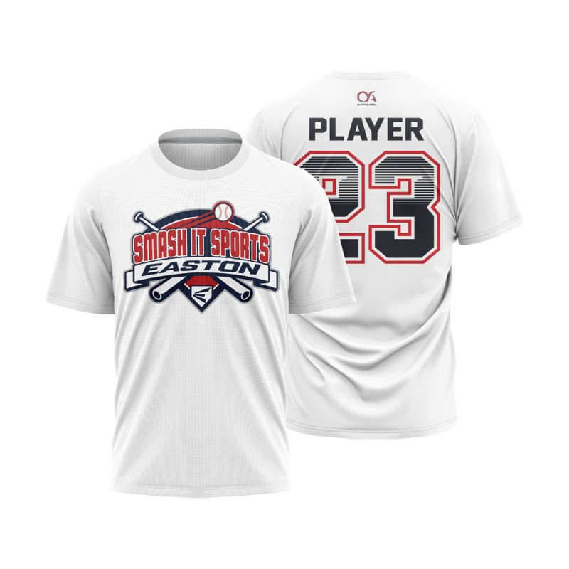 Short Sleeve Subdye T-Shirt w/ Number