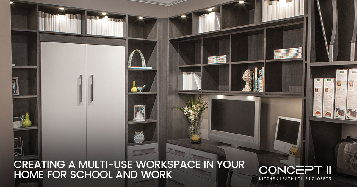 Create the Perfect Multi Space for Home and School
