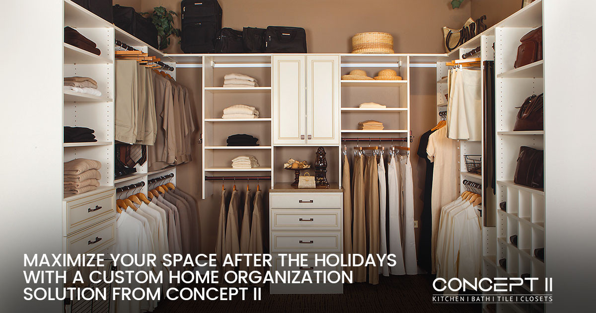 Maximizing Your Interior Space After the Holidays