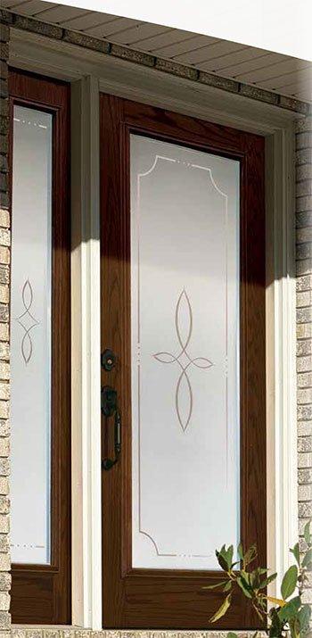 Residential Entry Door