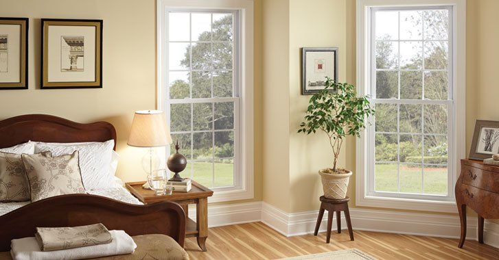Premium Double Hung Windows