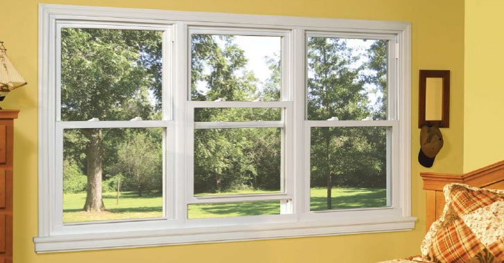 Double Hung Vinyl Replacement Window
