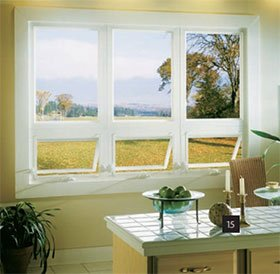 awning window