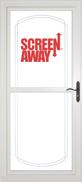 Screen Away Door 146BV