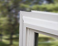 okna 420 sliding window frame