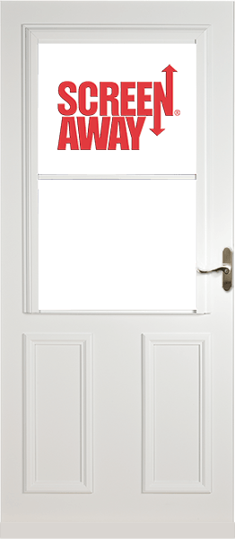 Screen Away Door 691-52/691-55/691-90