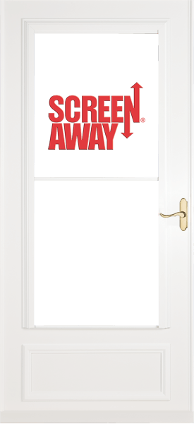 Screen Away Door 830-80/830-82/830-85