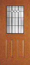 Auburn Door Glass Style AU61