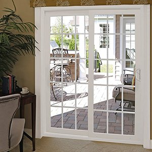 Elegante Sliding Glass Door