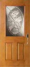 Impressions Window Glass Style IM61