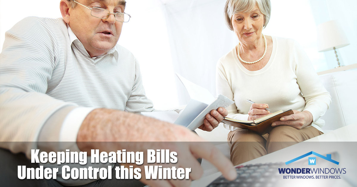 How New Windows Can Help Lower Your Winter Heating Bills
