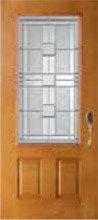 Monterey Door Glass Style MO81
