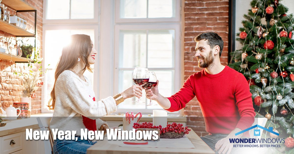 Start Your New Year with New Replacement Windows