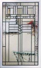 Oak Park Door Glass Style