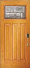 Oak Park Door Glass Style OP33