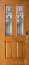 Oak Park Door Glass Style OP68