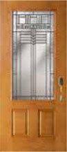 Oak Park Door Glass Style OP81