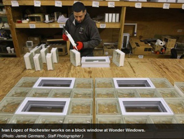 Wonder Windows Featured in Democrat & Chronicle