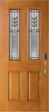 Prairie Bevel Door Glass Style PB68