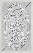 Renewed Impressions Door Glass Style RI