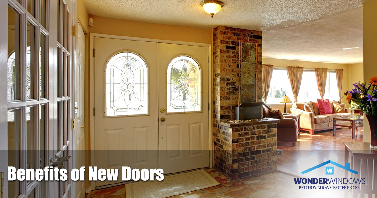 Replacing Old Doors Helps Improve Energy Efficiency