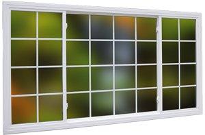 OKNA 420 Series 2 Lite and 3 Lite sliding windows