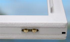 okna 420 sliding window rails