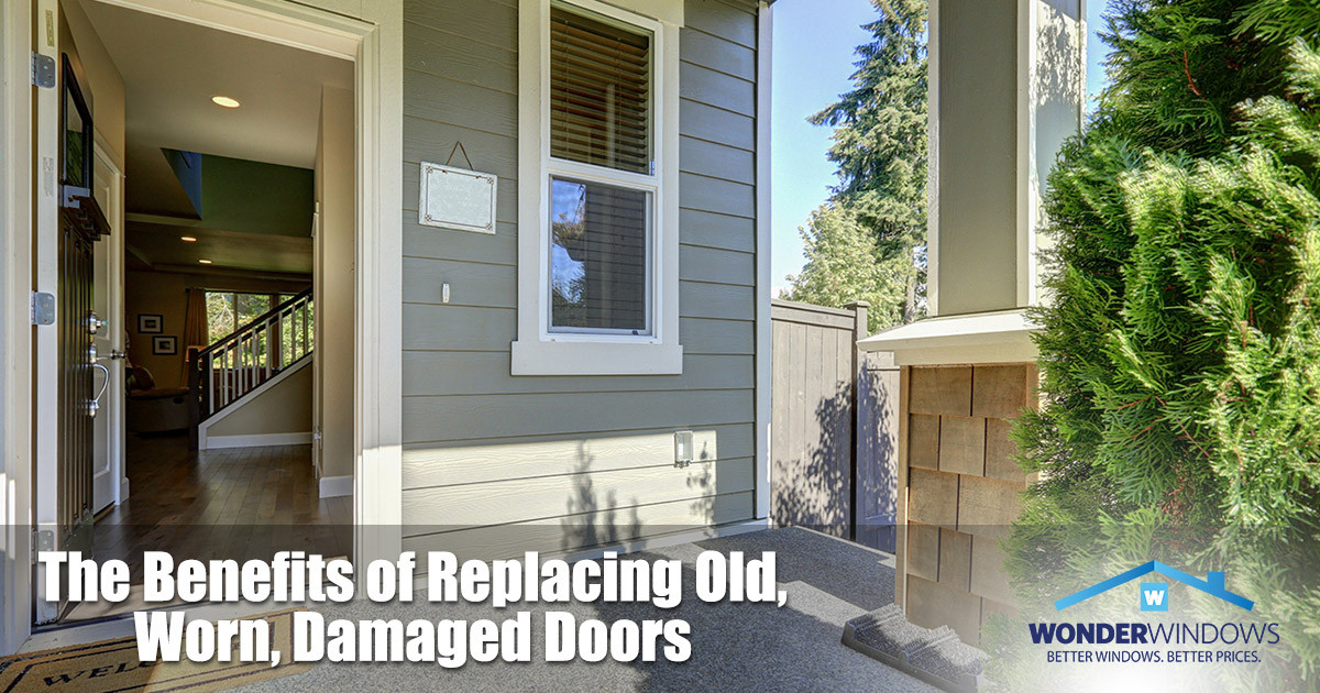 Summer is an Excellent Time to Upgrade Old, Outdated Doors